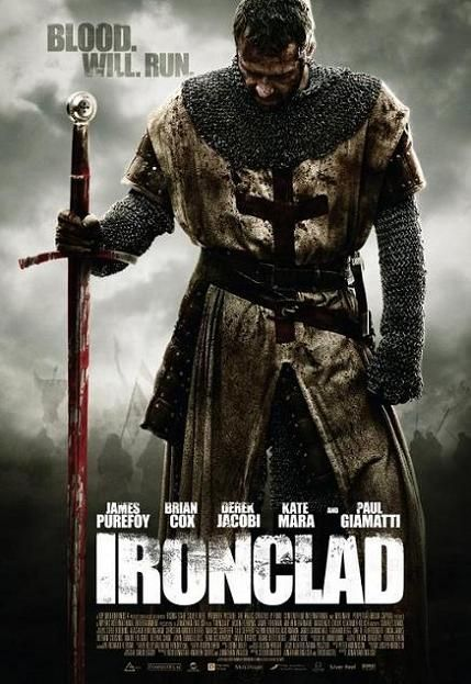 Ironclad, 2011, new, movie, poster