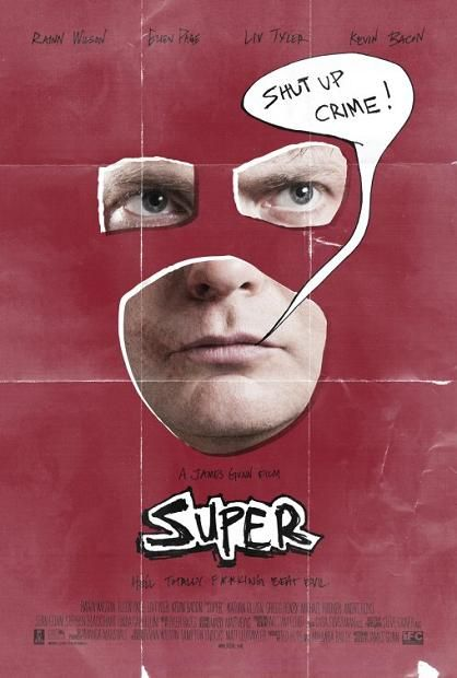 Super, 2011m Movie, poster