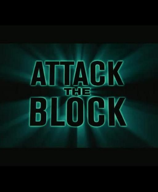 Attack the Block, 2011, movie, poster