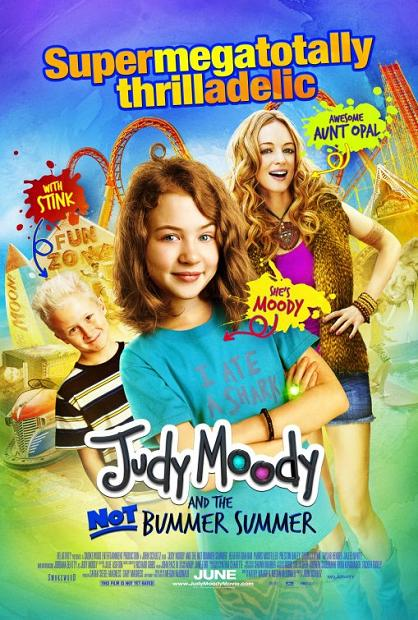 Judy Moody, movie, poster, new