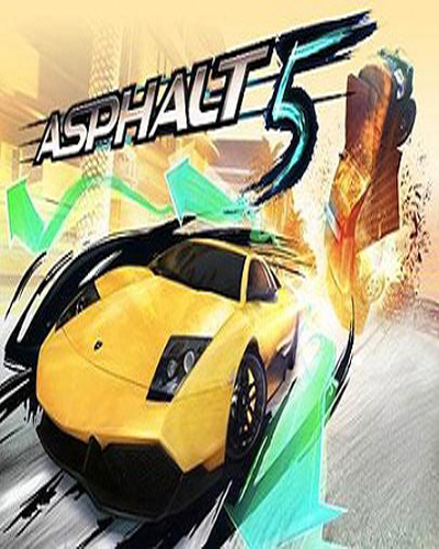 Asphalt 5 HD Signed for Symbian^3
