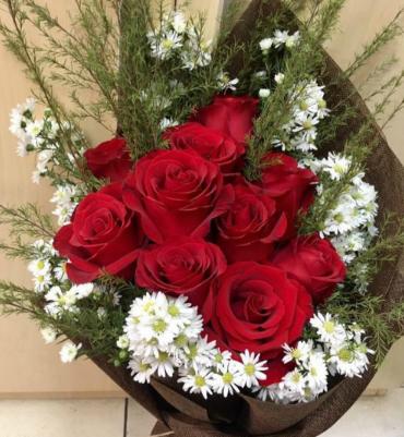 Đặt hoa tươi tại MrHoa chắc chắn sẽ đem lại cho khách hàng những bó hoa đẹp nhất