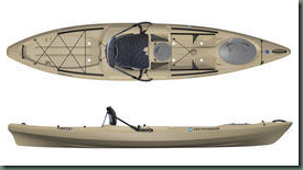 Wilderness Systems Tarpon 120 Kayak - Austin Kayak - Product Details