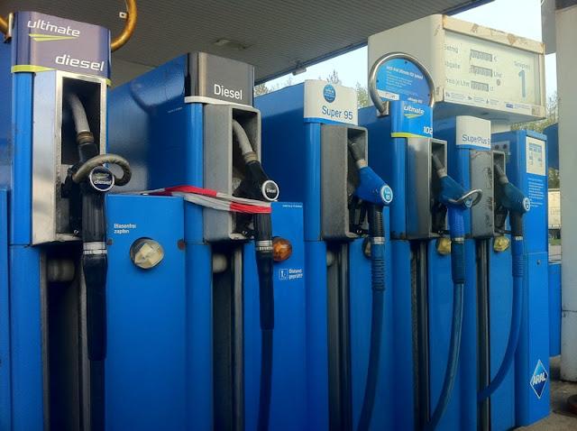 95 бензин ultimate: