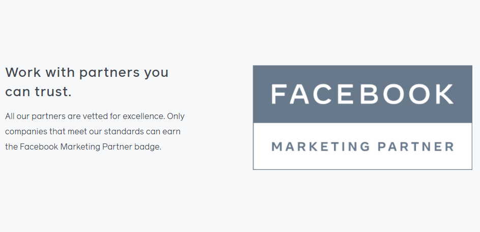 What is a Facebook Marketing Partner?