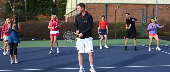 LTA British Tennis | GoSweat | Your Wimbledon Fix