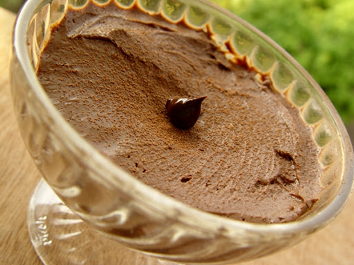 Special Vegan Chocolate Mousse