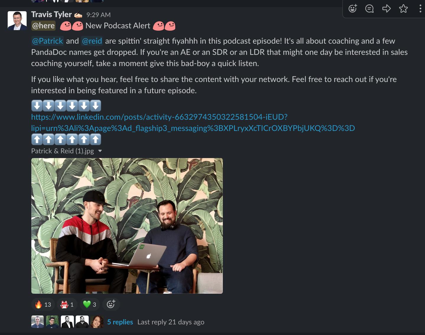 Podcast_Sales_Enablement_Patrick_Downs_PandaDoc