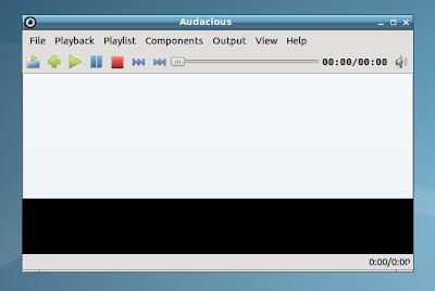 Audacious Lubuntu 11.04