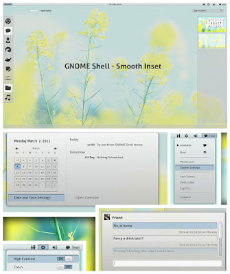 Gnome Shell Smooth Inset theme