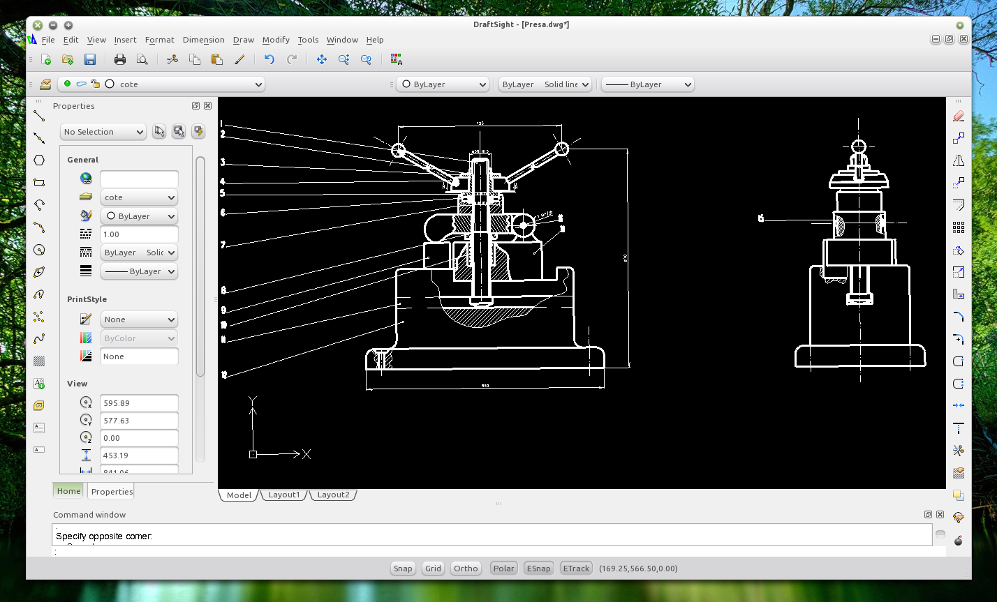 Download DraftSight - Free AutoCAD-Compatible 2D CAD Software For