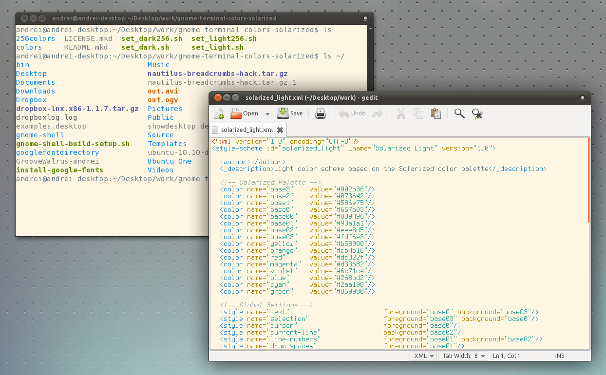 Solarized: A Must Have Color Scheme For Gnome Terminal