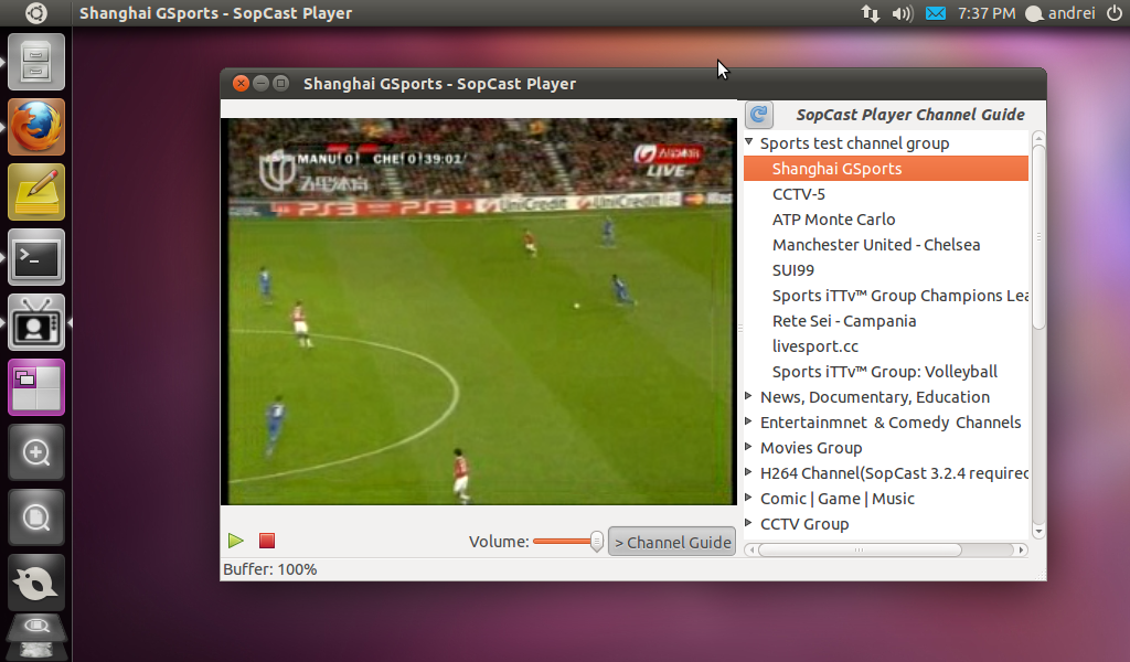 Install SopCast Player In Ubuntu 11 04 Natty Narwhal [PPA