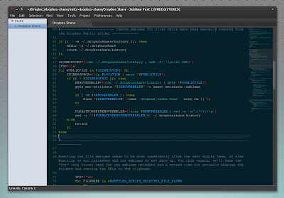 Sublime Text 2 Solarized