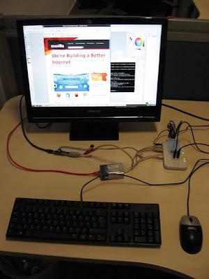 USB computer Ubuntu