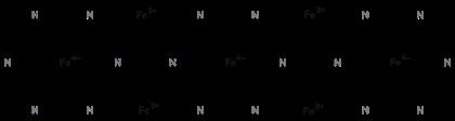 ferrocianuro ferrico