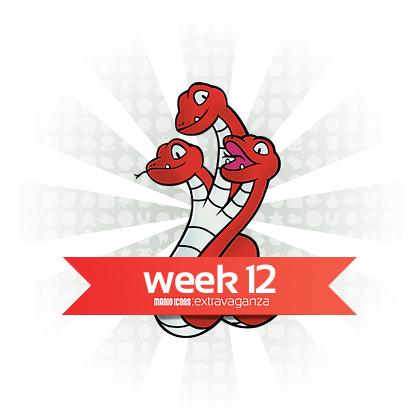 Extravaganza Week 12