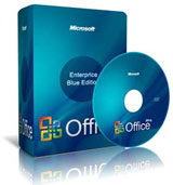 Microsoft Office 2010 Blue Edition 32bits & 64bits + Crack