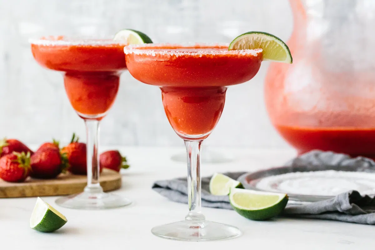 Strawberry Schnapps Drinks