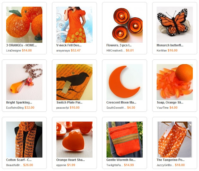Orange Zest Collection