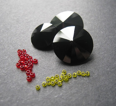 Midnight Magic Bead Palette