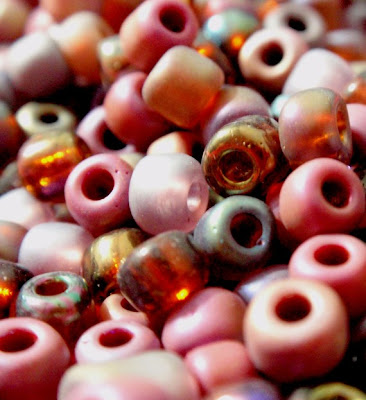 Dusky Evening Seed Bead Mix from TUTreasures