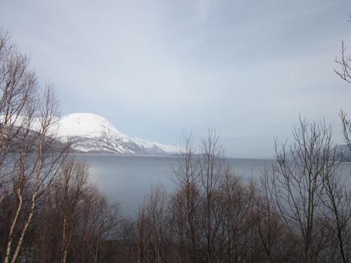 Een plaatje van de Lyngenfjord