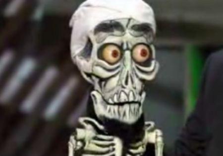 Ahmed the dead terrorist