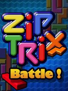 Baixar jogo para celular Ziptrix Battle (Tetris com Bluetooth)