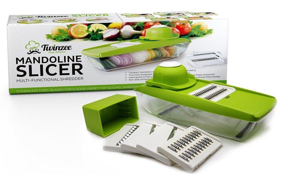 Kretix Mandoline Vegetable Slicer
