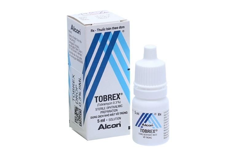 Thuốc nhỏ mắt Tobrex Alcon