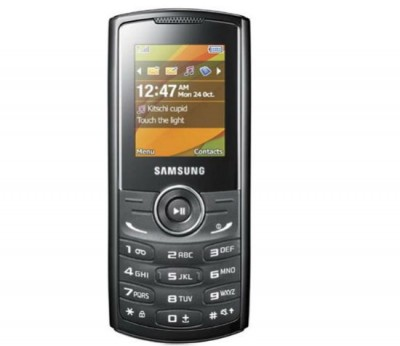 Samsung E2230, entry-level phone features interesting
