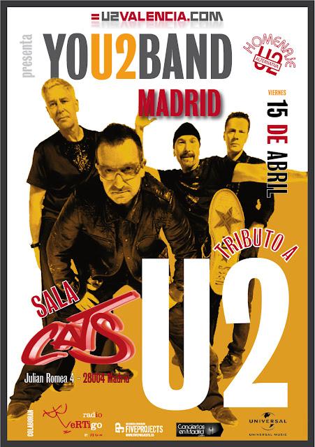 u2 concierto santiago bernabeu galeria: