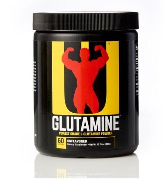 2. Universal Nutrition Glutamine Powder