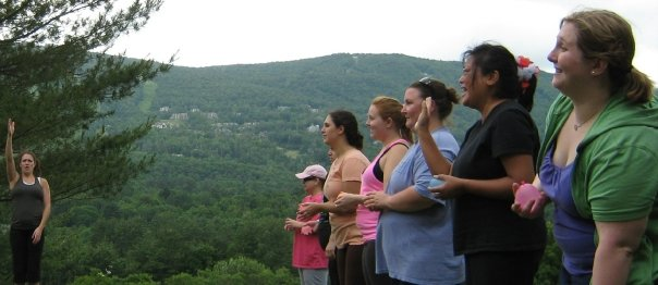 Sneak preview of PCOS Week at Green Mountain at Fox Run, Vermont