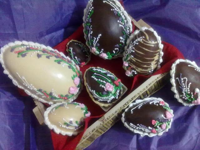 صور شكولاتة على شكل بيض رائعة huevos de chocolate para estas pascuas 200320111297