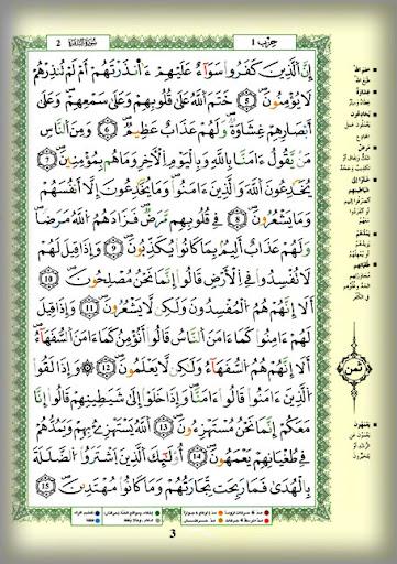 Quran Qaloon Script