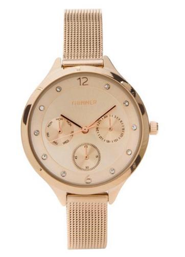 Reloj Thinner oro rosado para regalo de madres