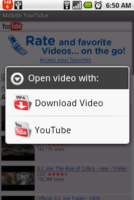 youtube donloade via android, apps for download youtube