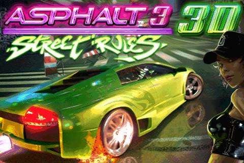 asphalt 3  free download