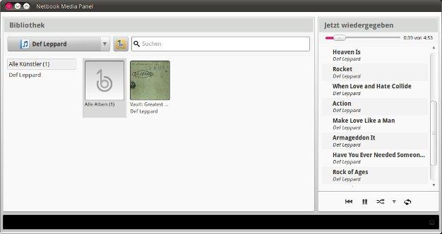 Ubuntu Linux Audioplayer Banshee