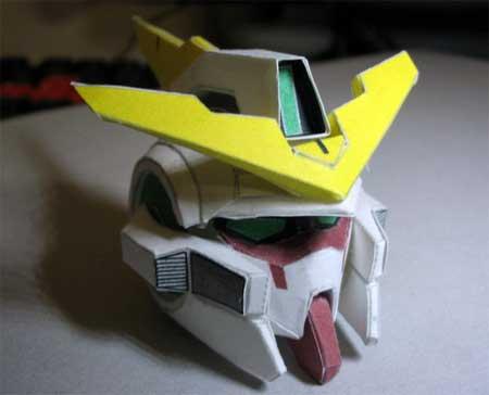 Gundam Papercraft GN-003 KYrios