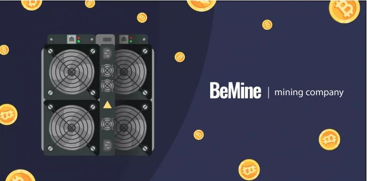 BeMine perusahaan penamabangan bitcoin berbasis Cloud Mining asal Rusia