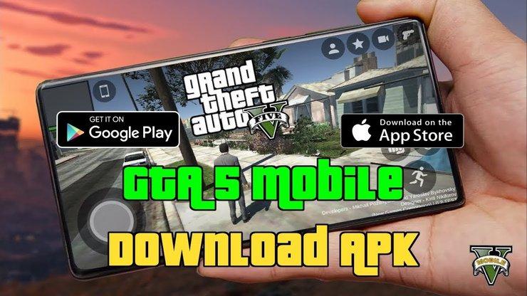 GTA5 apk download