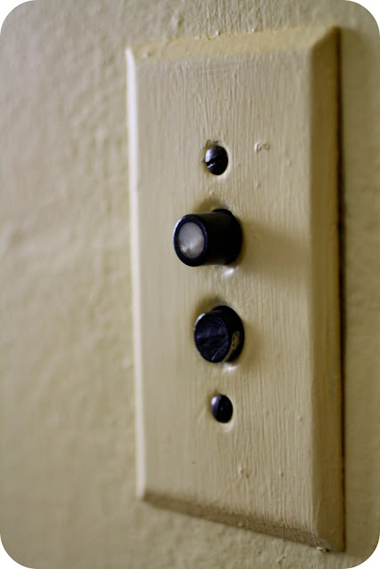 old button light switch