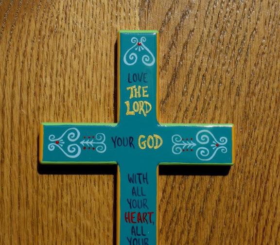 Ljubi Gospodina Boga svoga svim srcem svojim...