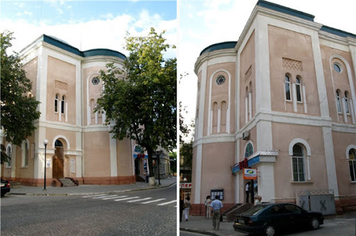 Synagogue Frankivsk