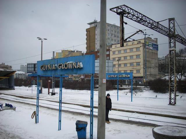 Dworzec PKP Gdynia Główna