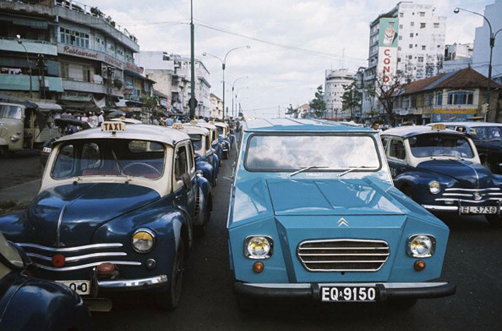 60 tấm ảnh màu đẹp nhất của đường phố Saigon thập niên 1960-1970 - 25