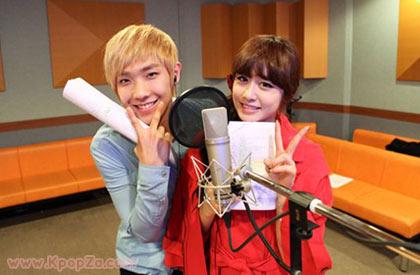 Lee Joon และ Jiyeon จะมาพากษ์เสียงในหนังแอนิเมชั่น Gnomeo & Juliet